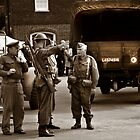 Dads Army  by larry flewers