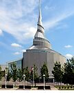 Amazing Architecture - Temple of Community of Christ by Graeme  Hyde
