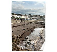 Clevedon seafront Poster