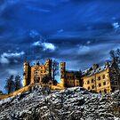 Hohenschwangau Castle by Luke Griffin