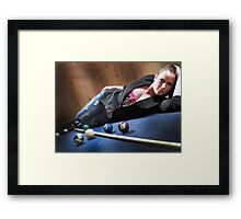 Who Wants to Play? Framed Print