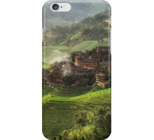 The valley of dragons iPhone Case/Skin