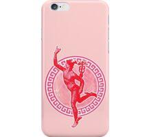 Mercury I - Pink Variant iPhone Case/Skin