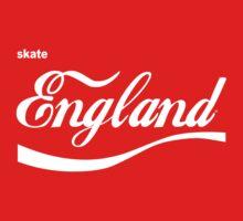 Skate England by Steve Lambert