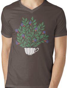 A Cup of Tea (Jasmine) Mens V-Neck T-Shirt