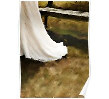 Wedding in the Park Poster