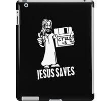 Jesus Saves Floppy Disk iPad Case/Skin