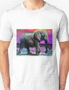 ELEPHANTS-2 Unisex T-Shirt