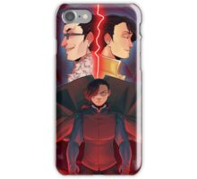 Two Sides of the Same Coin - No Text ver-  iPhone Case/Skin