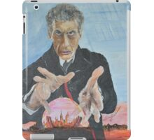Rebel Time Lord  iPad Case/Skin