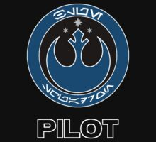 Star Wars Episode VII - Blue Squadron (Resistance) by cobra312004