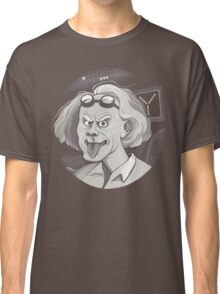 Doc Brown loves Einstein Classic T-Shirt