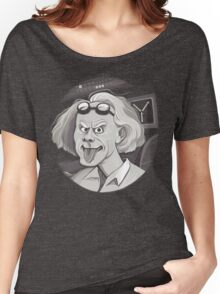 Doc Brown loves Einstein Women's Relaxed Fit T-Shirt