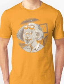 Doc Brown loves Einstein T-Shirt
