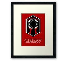 Star Wars Episode VII - The Finalizer (First Order) - Star Wars Veteran Series Framed Print