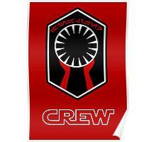 Star Wars Episode VII - The Finalizer (First Order) - Star Wars Veteran Series Poster