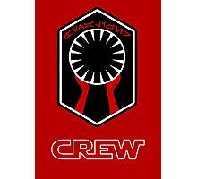 Star Wars Episode VII - The Finalizer (First Order) - Star Wars Veteran Series Photographic Print