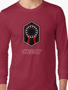 Star Wars Episode VII - The Finalizer (First Order) - Star Wars Veteran Series Long Sleeve T-Shirt