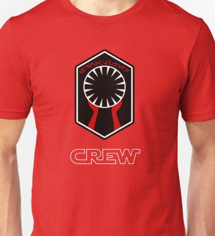 Star Wars Episode VII - The Finalizer (First Order) - Star Wars Veteran Series Unisex T-Shirt