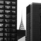 The Chrysler Building  by Celia Strainge