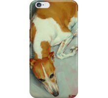 Chloe The Whippet iPhone Case/Skin