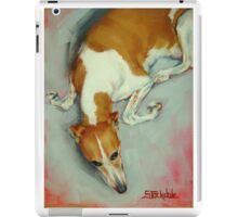 Chloe The Whippet iPad Case/Skin