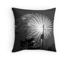 Firework 38 Throw Pillow