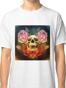 Skull And Rose's  Classic T-Shirt