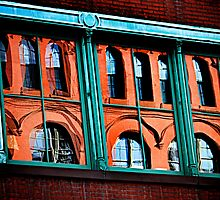 West Village Reflection by pmreed