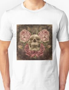 Skull And Rose's 2 T-Shirt