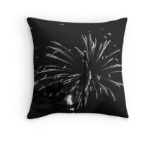 Firework 42 Throw Pillow