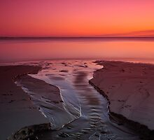 Studland - Into The Mystic Sea. by delros