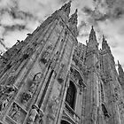 Duomo Cathedral, Milan, Italy by Robin Whalley
