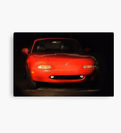 Mazda Miata Canvas Print