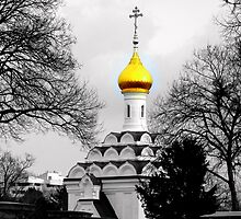 Golden dome by bubblehex08