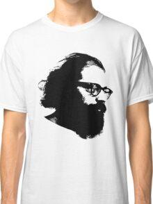 Poet Allen Ginsberg Stencil Classic T-Shirt