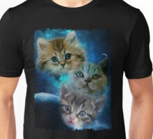 Space Cat 2: The Purr-urr-ing Unisex T-Shirt