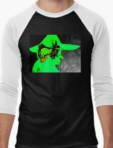 THE WICKED WITCH OF THE WEST Men's Baseball ¾ T-Shirt