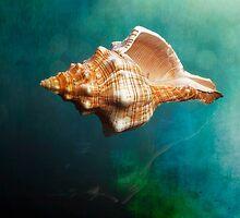 Aquatic Dreams V by George Oze