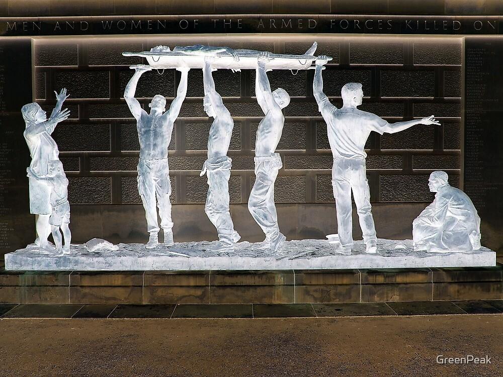 Heroes by Paul  Green