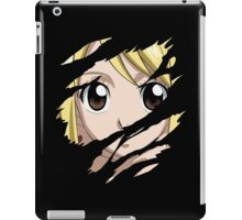 fairy tail lucy heartfilia anime manga shirt iPad Case/Skin
