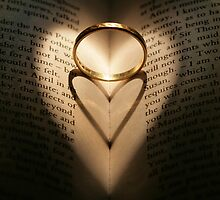 Ring and hearts by Tomas Rudh