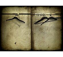 Closet Chronicles Photographic Print