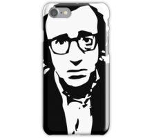 Annie Hall Woody Allen Stencil iPhone Case/Skin
