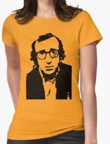 Annie Hall Woody Allen Stencil Womens T-Shirt