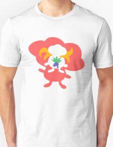 Oddish - Gloom - Vileplume Unisex T-Shirt