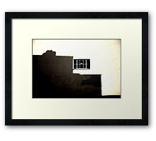 colour photography XII Framed Print