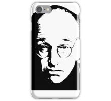 Seinfeld Comedian Larry David iPhone Case/Skin