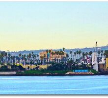 Pieces of Long Beach by blackrose25