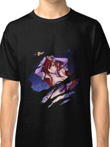 fairy tail erza scarlet titania anime manga shirt Classic T-Shirt
